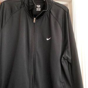 Men's Nike athletic jacket